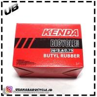 Ban Dalam Sepeda 26 x 2.40 / 2.75 Kenda Presta Valve 48mm