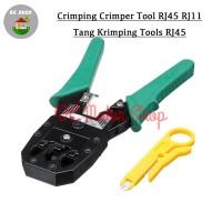 Crimping Crimper Tool RJ45 RJ11 Tang Krimping Tools RJ 45
