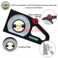 Rotary Angle Meter Protactor Inclinometer/Alat Ukur Sudut Waterpass