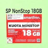 Perdana Kuota Data Smartfren 18GB NonStop