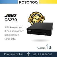 Laci Kasir Cash Drawer Janz CS270, RJ11