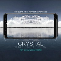 Samsung Galaxy A8 2018 - Premium Nillkin Clear Screen Protector