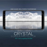 Samsung Galaxy A8 Plus 2018 - Premium Nillkin Clear Screen Protector