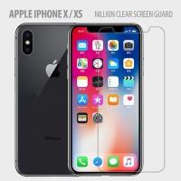 iPhone X-XS - Premium Nillkin Clear Screen Protector