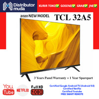 TCL 32A5 Smart Android LED Digital TV 32 Inch