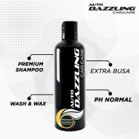Premium Shampo Wash & Wax Mobil / Motor 250ml