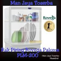 Rak piring plastik Rovega Paloma PLM-200