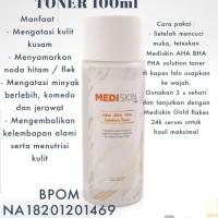 mediskin solution toner 100 ml BPOM