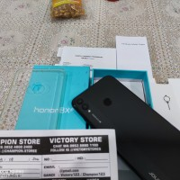 Huawei Honor 8X 4/128 Black Resmi TAM