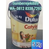 Dulux Catylac Interior Putih 1501 5kg