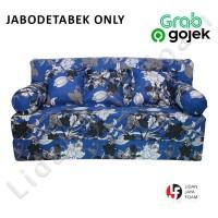 Sofa bed busa Inoac 90 x 200 x 20 Garansi 15th Jabodetabek Only