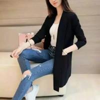 Promo Outerwear Cardigan Outer Wanita