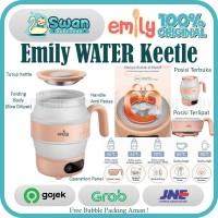 Emily Portable Water Kettle / Kettle Air / Teko Air Panas