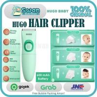 Hugo Baby Hair Clipper / Trimmer Alat Cukur Rambut Bayi