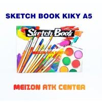 Buku Gambar Sketsa Sketch Book Kiky A5