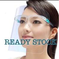 Face Shield Kacamata Pelindung Wajah Include Kacamata Grosir min 20pcs