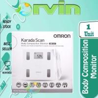 OMRON KARADA SCAN BODY COMPOSITION MONITOR HBF-214/ALAT UKUR KOMPOSISI