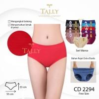 CD TALLY 2294 Korset Pori Celana Dalam Semi Korset Murah Adem