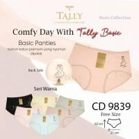 CD TALLY 9839 Celana Bahan Katun Lucu bergambar Murah