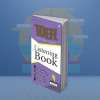 BUKU BELAJAR BAHASA INGGRIS LISTENING BOOK TOEFL ACTUAL TEST
