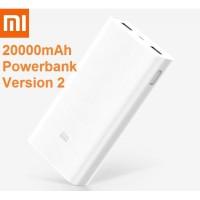 Xiaomi 20000mAh Power Bank - Putih - FAST CHARGING