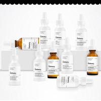 The Ordinary niacinamide/Alpha Arbutin /Caffeine Solution/Buffet Serum - Niacinamide