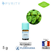 FLORIHANA - PATCHOULI | Essential oil for your young living - 5g 5.24ml