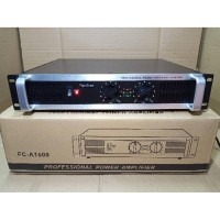 POWER AUDIO SOUND SYSTEM FIRSTCLASS FC A1500 PROFESIONAL POWERED