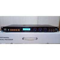 AUDIO PROCESSOR SOUND SYSTEM DBK DOUBLE KING HKC 216 PROFESIONAL