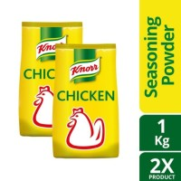 Knorr chicken powder 1 kg x 2 psc (twin pack) FREE Toples