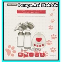 NA-Pompa Asi Usb Free BPA Breast Pump Real Bubee Elektric 8025