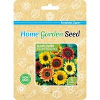 Benih Sunflower Autumn Beauty Mix - Bunga Matahari - Home Garden Seed