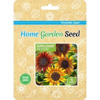 Benih Sunflower Mardi Grass - Bunga Matahari - Home Garden Seed