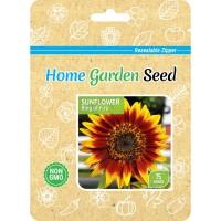 Benih Sunflower Ring of Fire - Bunga Matahari - Home Garden Seed
