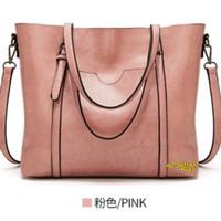 Tas import wanita kulit pu bags doctor besar tas paket set kerja AF088