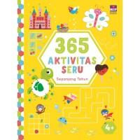 Buku 365 Aktivitas Seru Sepanjang Tahun