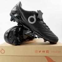 Sepatu Bola Ortuseight Forte Savage FG Black Silver 11010183 Original