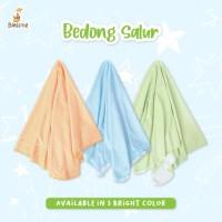 Blessing babywear-Bedong bayi bahan kaos-uk 90x90 dan 90x110-salur 3w