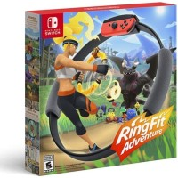 NEW RING FIT ADVENTURE NINTENDO SWITCH