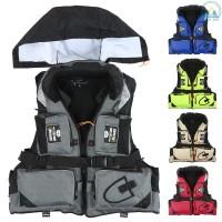 Lixada Professional Adult Fishing Safety Life Jacket Survival Vest