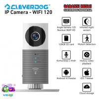 Cleverdog WIFI 120 IP Camera CCTV Wireless or Baby Monitor