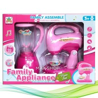 Mainan Anak FAMILY APPLIANCE BLENDER & MIXER LS8250