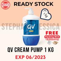 QV Cream Pump 1kg