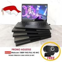 Dell 7275 Laptop 2 in 1 Laptop core M5-6Y57 Murah Gratis Webcam FHD