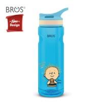 BROS Botol Minum Anak Sedotan (750ML) / Flip Rambutan Boy