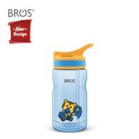 BROS Botol Minum Anak Sedotan (450ML) / Flip Ice Cream Baby