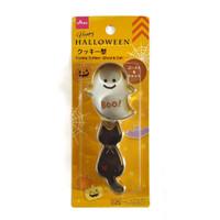 Cookie Cutter Halloween Cetakan Kue Stainless Punch Mold Bento Molder