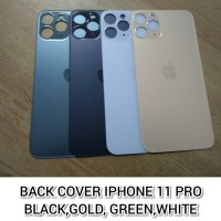 Backdoor Tutup Baterai Back Cover iPhone 11 Pro 5.8 inchi