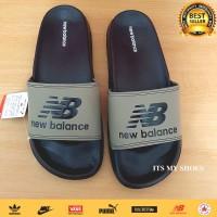 Sandal Slop Pria Flip Flop-Karet-Import-Deep Green