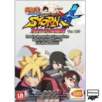 NARUTO SHIPPUDEN Ultimate Ninja STORM 4 Online - PC DVD Game